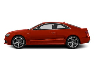 Volcano Red Metallic 2013 Audi S5 Pictures S5 Coupe 2D S5 Prestige AWD photos side view