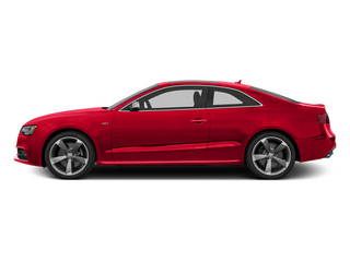 Misano Red Pearl 2013 Audi S5 Pictures S5 Coupe 2D S5 Prestige AWD photos side view