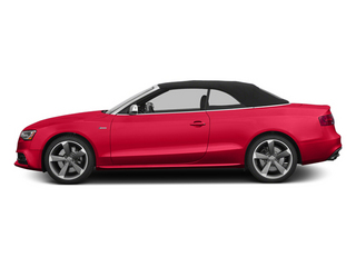 Misano Red Pearl 2013 Audi S5 Pictures S5 Convertible 2D S5 Prestige AWD photos side view