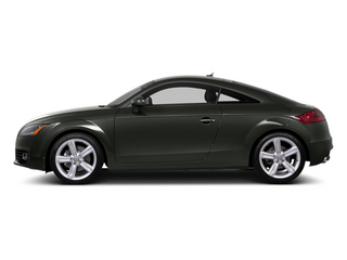 Daytona Gray Pearl 2013 Audi TT Pictures TT Coupe 2D Prestige AWD photos side view