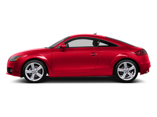 Misano Red Pearl 2013 Audi TT Pictures TT Coupe 2D Premium Plus AWD photos side view