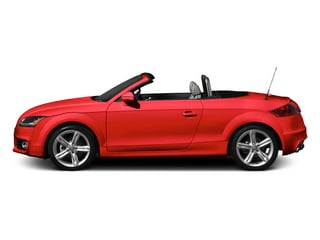 Misano Red Pearl 2013 Audi TT Pictures TT Roadster 2D Prestige AWD photos side view