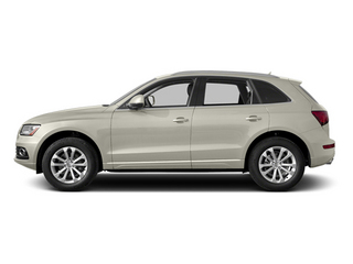 Ice Silver Metallic 2013 Audi Q5 Pictures Q5 Utility 4D 3.0T Prestige AWD photos side view