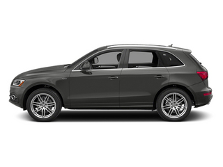 Monsoon Gray Metallic 2013 Audi Q5 Pictures Q5 Utility 4D 2.0T Prestige AWD Hybrid photos side view