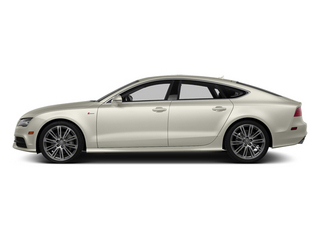 Ice Silver Metallic 2013 Audi A7 Pictures A7 Sedan 4D 3.0T Premium Plus AWD photos side view