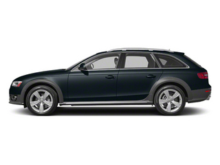 Moonlight Blue Pearl 2013 Audi allroad Pictures allroad Wagon 4D Prestige AWD photos side view