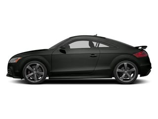 Daytona Gray Pearl 2013 Audi TT RS Pictures TT RS Coupe 2D RS AWD photos side view