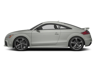 Suzuka Gray Metallic 2013 Audi TT RS Pictures TT RS Coupe 2D RS AWD photos side view
