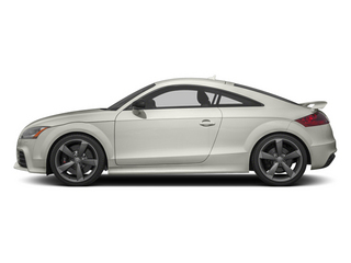 Ibis White 2013 Audi TT RS Pictures TT RS Coupe 2D RS AWD photos side view