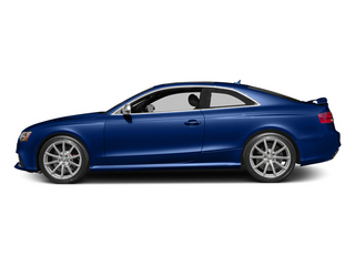 Sepang Blue Pearl 2013 Audi RS 5 Pictures RS 5 Coupe 2D RS5 AWD V8 photos side view