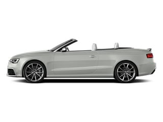 Suzuka Gray Metallic 2013 Audi RS 5 Pictures RS 5 Conv 2D RS5 AWD V8 photos side view