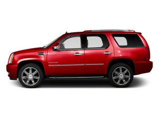 Crystal Red Tintcoat 2013 Cadillac Escalade Pictures Escalade Utility 4D Luxury 2WD photos side view
