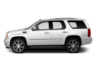 White Diamond Tricoat 2013 Cadillac Escalade Pictures Escalade Utility 4D Luxury 2WD photos side view
