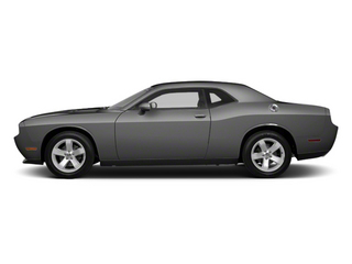 Granite Crystal Metallic 2013 Dodge Challenger Pictures Challenger Coupe 2D SXT V6 photos side view