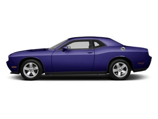 Plum Crazy Pearl 2013 Dodge Challenger Pictures Challenger Coupe 2D SRT-8 Core V8 photos side view