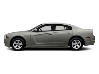 Billet Silver Metallic 2013 Dodge Charger Pictures Charger Sedan 4D SE AWD V6 photos side view