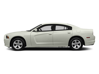 Bright White 2013 Dodge Charger Pictures Charger Sedan 4D SE AWD V6 photos side view