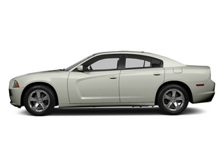 Bright White 2013 Dodge Charger Pictures Charger Sedan 4D R/T AWD V8 photos side view
