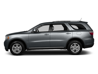 Maximum Steel Metallic 2013 Dodge Durango Pictures Durango Utility 4D Crew 2WD photos side view
