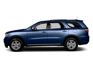 True Blue Pearl 2013 Dodge Durango Pictures Durango Utility 4D Crew 2WD photos side view