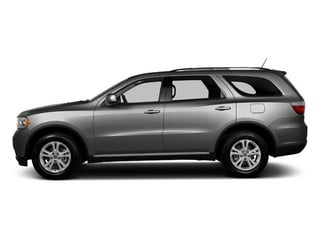 Mineral Gray Metallic 2013 Dodge Durango Pictures Durango Utility 4D Crew 2WD photos side view