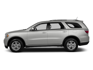 Bright Silver Metallic 2013 Dodge Durango Pictures Durango Utility 4D Crew 2WD photos side view