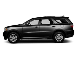 Brilliant Black Crystal Pearl 2013 Dodge Durango Pictures Durango Utility 4D Crew 2WD photos side view
