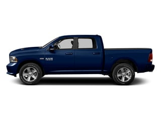 True Blue Pearl 2013 Ram Truck 1500 Pictures 1500 Crew Cab Tradesman 2WD photos side view
