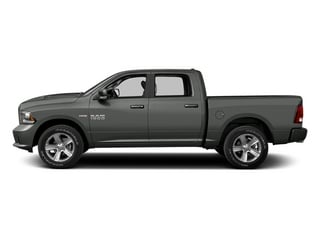 Mineral Gray Metallic 2013 Ram Truck 1500 Pictures 1500 Crew Cab Express 2WD photos side view