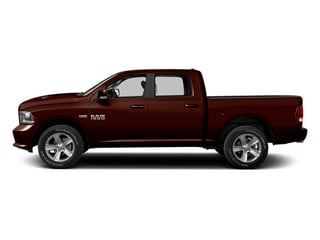 Western Brown 2013 Ram Truck 1500 Pictures 1500 Crew Cab Express 2WD photos side view