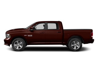 Western Brown 2013 Ram Truck 1500 Pictures 1500 Crew Cab Tradesman 4WD photos side view