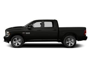 Black Gold Pearl 2013 Ram Truck 1500 Pictures 1500 Crew Cab Tradesman 2WD photos side view