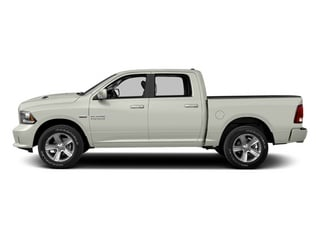 Bright White 2013 Ram Truck 1500 Pictures 1500 Crew Cab Tradesman 4WD photos side view