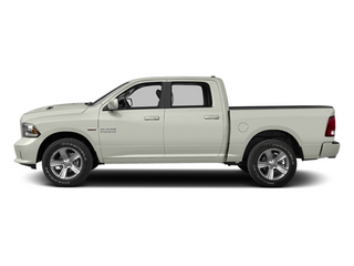 Bright White 2013 Ram Truck 1500 Pictures 1500 Crew Cab Tradesman 2WD photos side view