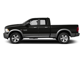 Black Gold Pearl 2013 Ram 1500 Pictures 1500 Quad Cab Outdoorsman 2WD photos side view