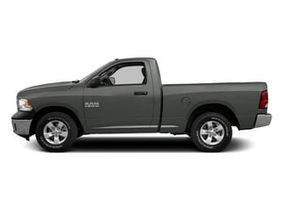 Mineral Gray Metallic 2013 Ram Truck 1500 Pictures 1500 Regular Cab HFE 2WD photos side view