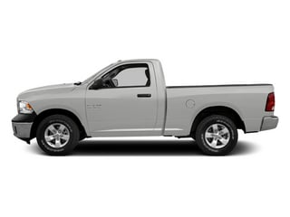 Bright Silver Metallic 2013 Ram Truck 1500 Pictures 1500 Regular Cab Express 4WD photos side view