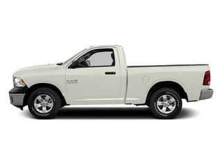 Bright White 2013 Ram Truck 1500 Pictures 1500 Regular Cab HFE 2WD photos side view