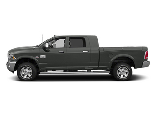Mineral Gray Metallic 2013 Ram 2500 Pictures 2500 Mega Cab Limited 2WD photos side view