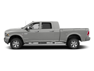 Bright Silver Metallic 2013 Ram 2500 Pictures 2500 Mega Cab Limited 2WD photos side view