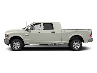 Bright White 2013 Ram 2500 Pictures 2500 Mega Cab Limited 2WD photos side view
