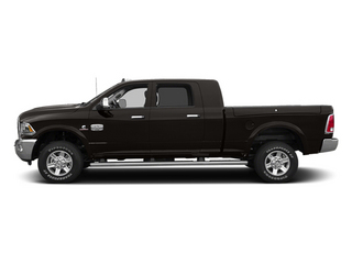 Black 2013 Ram 2500 Pictures 2500 Mega Cab Limited 2WD photos side view