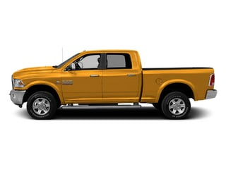 Case Construction Yellow 2013 Ram Truck 2500 Pictures 2500 Crew Cab Tradesman 2WD photos side view