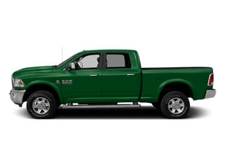 Tree Green 2013 Ram 2500 Pictures 2500 Crew Power Wagon Tradesman 4WD photos side view
