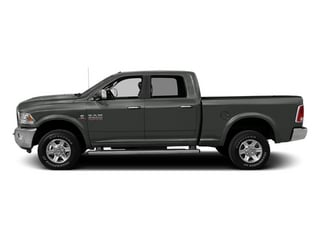 Mineral Gray Metallic 2013 Ram 2500 Pictures 2500 Crew Power Wagon Tradesman 4WD photos side view