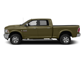 Prairie Pearl 2013 Ram 2500 Pictures 2500 Crew Power Wagon Tradesman 4WD photos side view
