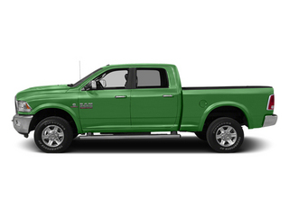 Light Green 2013 Ram 2500 Pictures 2500 Crew Power Wagon Tradesman 4WD photos side view