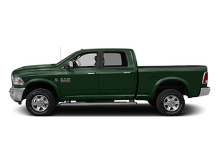 Timberline Green Pearl 2013 Ram 2500 Pictures 2500 Crew Power Wagon Tradesman 4WD photos side view