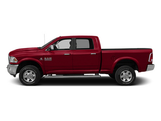 Deep Cherry Red Crystal Pearl 2013 Ram Truck 2500 Pictures 2500 Crew Cab Tradesman 2WD photos side view