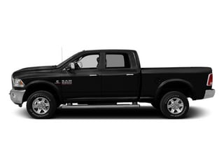 Black 2013 Ram 2500 Pictures 2500 Crew Power Wagon Tradesman 4WD photos side view